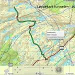 Løypekart_Tunnelen_Lurfjell