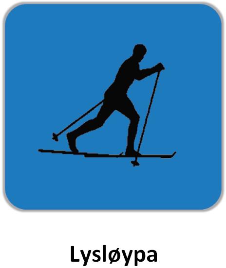 lysløypa logo